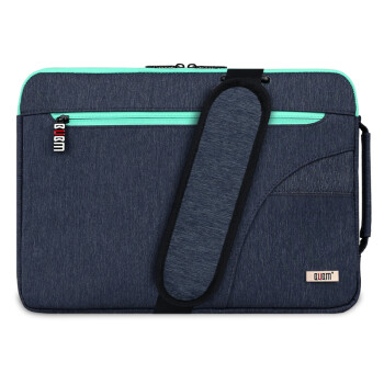 Túi chống sốc có quai dọc khoá pha màu bumb