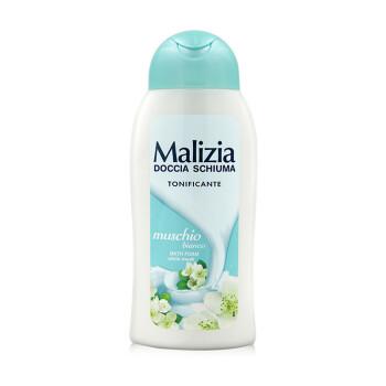 玛莉吉亚(MALIZIA)沐浴露(白麝香)300ml 沐浴液 沐浴乳浴液(意大利原装进口)