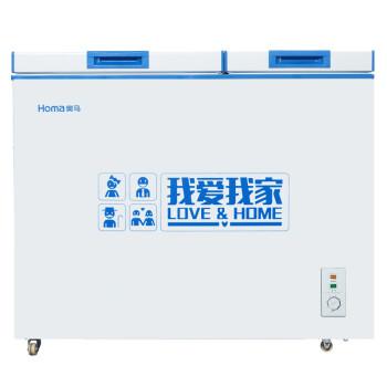 Homa 奥马 BCD-161 161升 双温冷柜