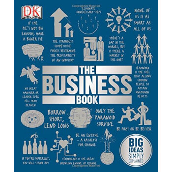 The Business Book 英文原版