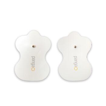 攀高(PANGAO) 颈椎按摩仪传导片电极片贴片扣式粘硅胶贴 不带连接线
