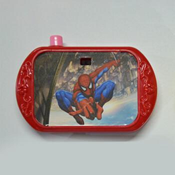 18年新款儿童彩色玩具仿真迷你投影相机耐摔创意小礼品 红