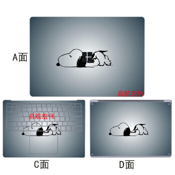 Dán surface  Nifan135Surface Laptop 2 A