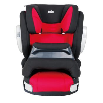 英国巧儿宜(JOIE)汽车儿童安全座椅isofix9个月-12岁大人物智能款C1220红色