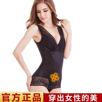 【拼购】美人计塑身衣收腹提臀束腰连体内衣