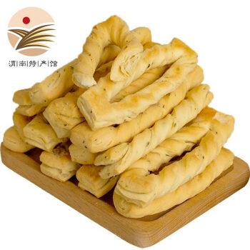 【渭南馆】陕西特产 棒棒馍 蒲城烤馍 休闲食品零食 1kg*1袋