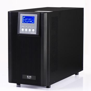 克雷士 UPS不间断电源在线式C10KS/8000W 外接电池满负荷延时2小时 防雷稳压