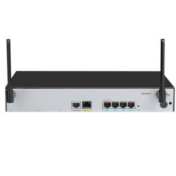 华为(HUAWEI) 多WAN口中文WEB网管企业级VPN路由器 AR161W-S 千兆100-150台