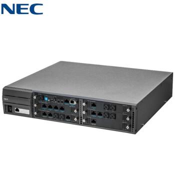 NEC SV9100数字集团电话交换机 数字VOIP语音交换机 数字电话程控交换机系统 32路模拟中继外线 64分机