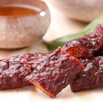 母亲 休闲食品 肉干肉脯 肉类零食 牛肉干牛肉棒原味72g