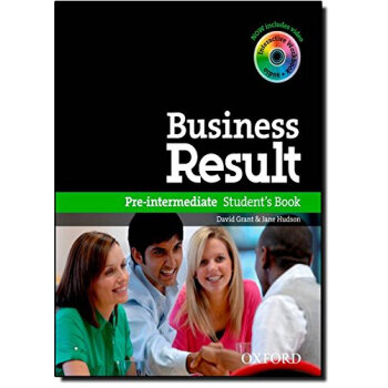 Business Result: Pre-Intermediate: Student's Student Book