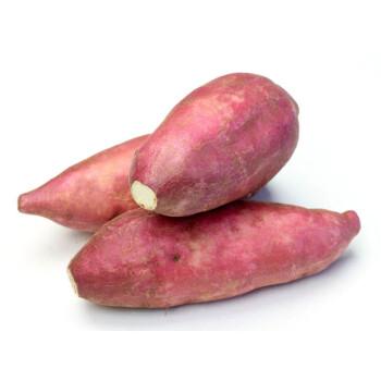 凯琳诺 临安天目小香薯 约32个 新鲜红薯 2.5kg 产地直发 顺丰直达 L10号库