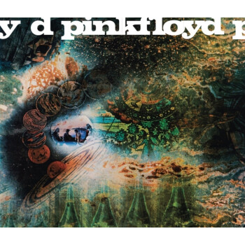 【中图音像】A Saucerful Of Secrets-平克弗洛伊德Pink Floyd
