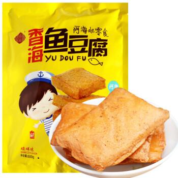 【京东超市】香海 鱼豆腐 烧烤味 500g/袋