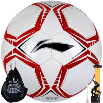 李宁LI-NING 5号机缝训练比赛足球 LFQH002-1