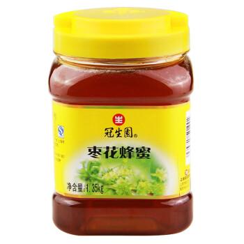 GSY 冠生园 枣花蜂蜜 1350g