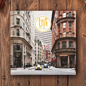 汇美旅游拍摄照片纪念相册制作,6/8/10英寸个性定制照片书 12P 6x6英寸