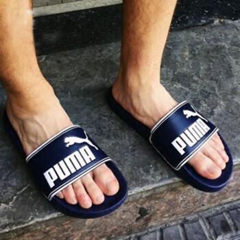 Puma彪马男鞋 2017夏新款户外运动休闲拖鞋凉拖360263-01 DF 360263-01 42/8