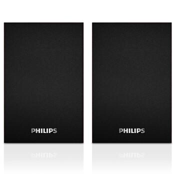 飞利浦(PHILIPS)SPA20 音箱音响家用电脑台式usb笔记本多媒体重低音小音箱桌面游戏