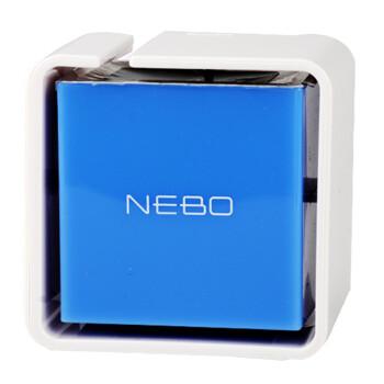 快美特(CARMATE) 汽車香膏車用車載固體香水除臭香薰片除異味車內香盒力博NEBO 水果味 G196C