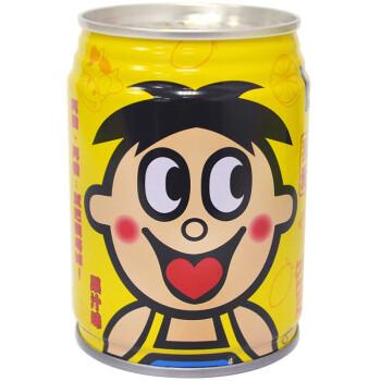 Want Want 旺旺 旺仔牛奶 果汁味 (铁罐装) 245ml