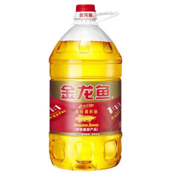 金龙鱼 金装非转基因食用调和油 5L