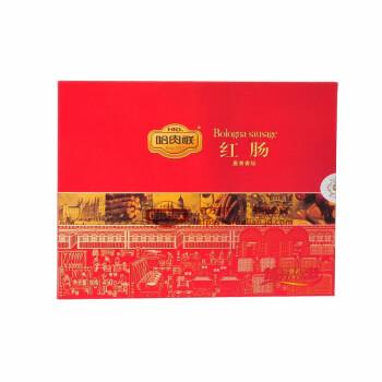 【哈肉联官方店】红肠 肥瘦型 哈尔滨红肠 每根90g×5根