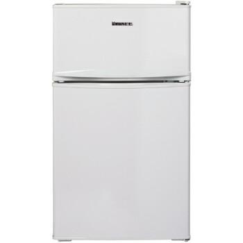 奧馬(homa)BCD-85  85升 雙門冰箱 白色