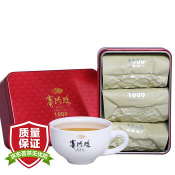 八马茶业 茶叶 乌龙茶浓香型特级安溪铁观音 赛珍珠1000迷你装25g