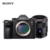 索尼(SONY)Alpha 9 全画幅微单数码相机 + FE 55mm F1.8...