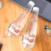 天地精华 苏打水碱性无糖无气西柚味410ml*15瓶*1箱饮料饮料批发整箱