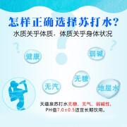 天然苏打水饮料350ml*6