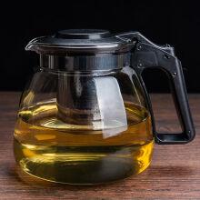 【超低价9.9】玻璃耐高温茶具水壶  1000ml