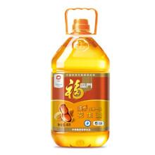 福临门 浓香压榨一级花生油 4L 69元 (16时开始)