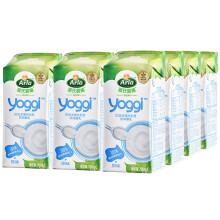 德国进口Arla爱氏晨曦 Yoggi 原味酸奶 200ml*12 整箱装