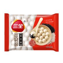 限地区:三全凌 黑芝麻汤圆 宁波风味 500g (约40颗)