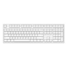 PLUS会员! ikbc DC-108 蓝牙机械键盘 原厂cherry轴 樱桃轴 青轴 白色    499元包邮(需用券)