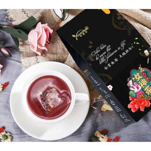 【第二盒仅9.9元】宇盛祥 高品质花草养生茶 十八味女神茶