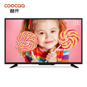 酷开(coocaa)39KX2 39英寸15核高清智能液晶平板电视机(黑色)