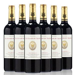 宜兰树 金鹰传说干红葡萄酒 750ml*6瓶 整箱装 99元包邮