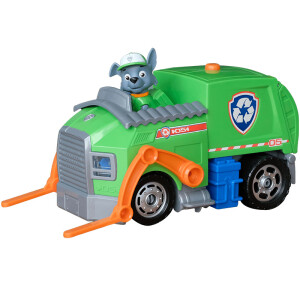 Paw Patrol 汪汪队立大功 救援车系列声光版 环保回收车    180元(199-50)