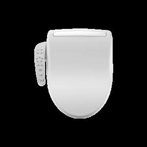 网易严选 智能马桶盖 智能即热烘干坐便盖板洁身器 上门安装 5年保修 白色