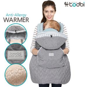 TODBI 婴儿专用万能保暖罩 +凑单品 150.9元包邮(双重优惠)