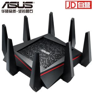 ASUS 华硕 RT-AC5300 三频千兆无线路由器    1189元包邮(满减)