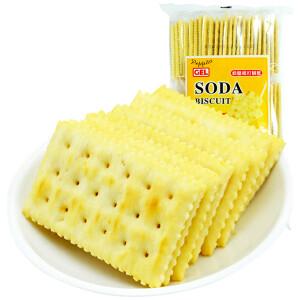 GEL 奶盐味梳打饼干405g 袋装