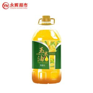 惠相随 非转基因 压榨一级 玉米油5L