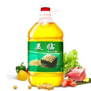 美临 食用油 一级大豆油5L