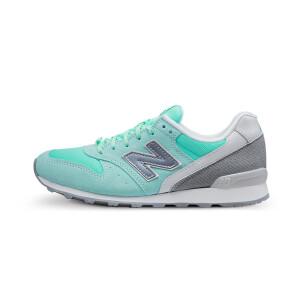 36码起:new balance 996 女款跑鞋433.3元包邮,可叠加用券
