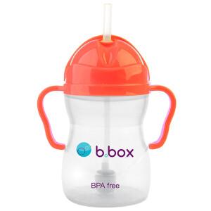 b.box 贝博士 婴儿荧光学饮杯 2件75折 *2件133元(合66.5元/件)