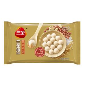三全凌 精选花生汤圆 400g (约33只) *5件  20元
